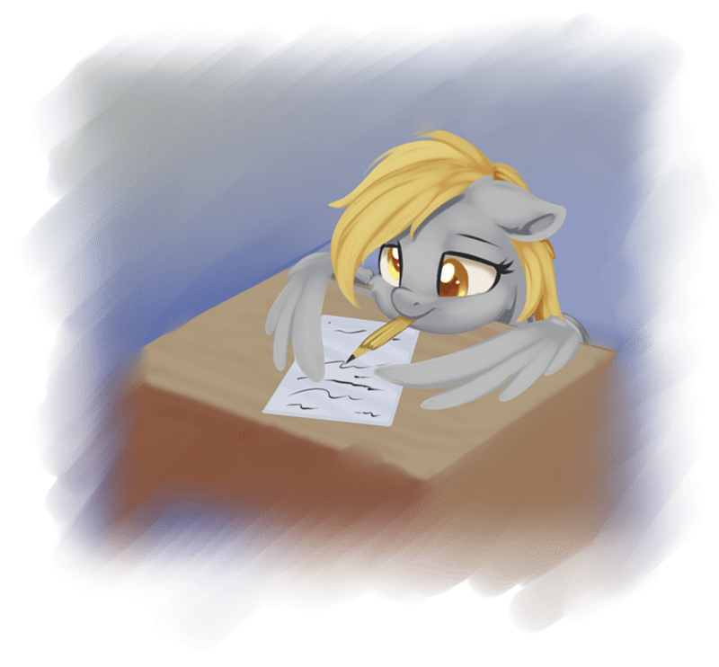 dusthiel derpy hooves - 9153086976
