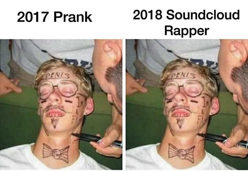 Music hip hop rap Memes 2018 white rappers 2017 funny pictures - 9153365504