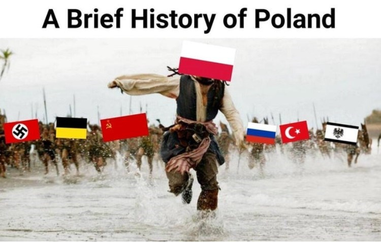 Organism - A Brief History of Poland