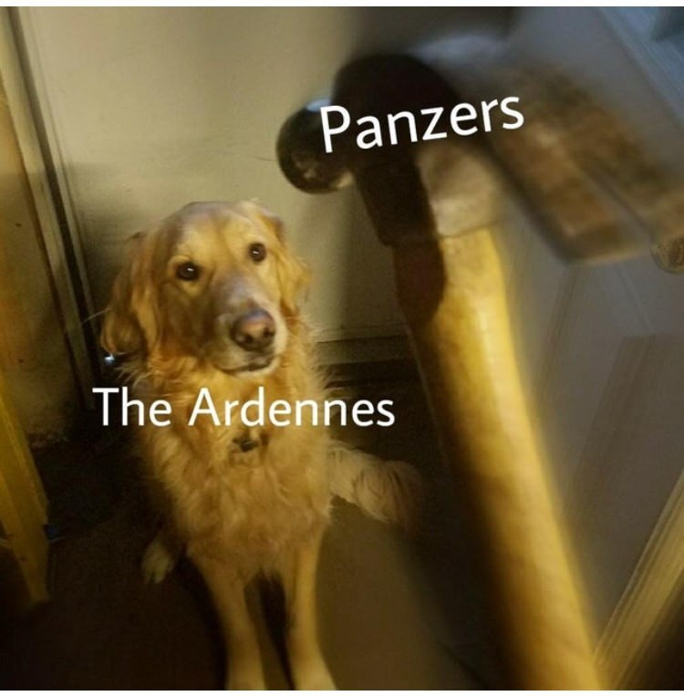 Dog - Panzers The Ardennes