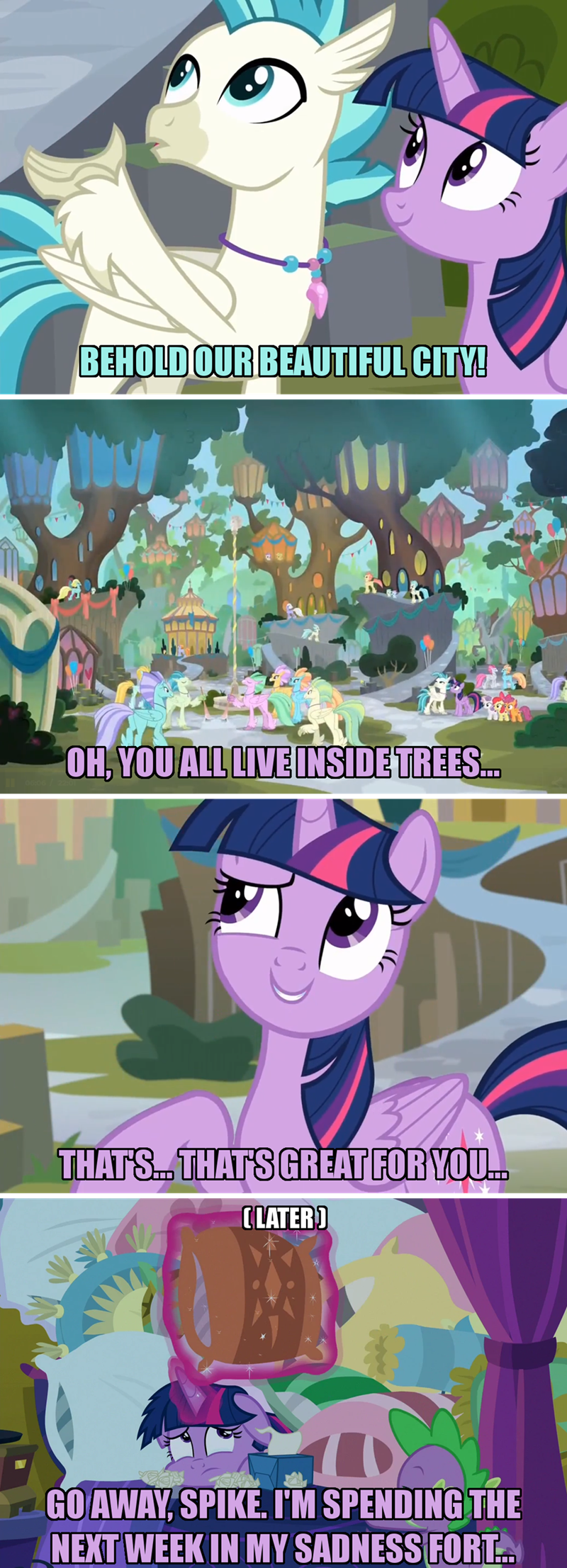 surf and/or turf twilight sparkle screencap comic terramar - 9153731328
