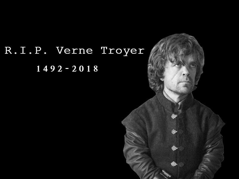 Offensive meme about confusing Verne Troyer with Peter Dinklage