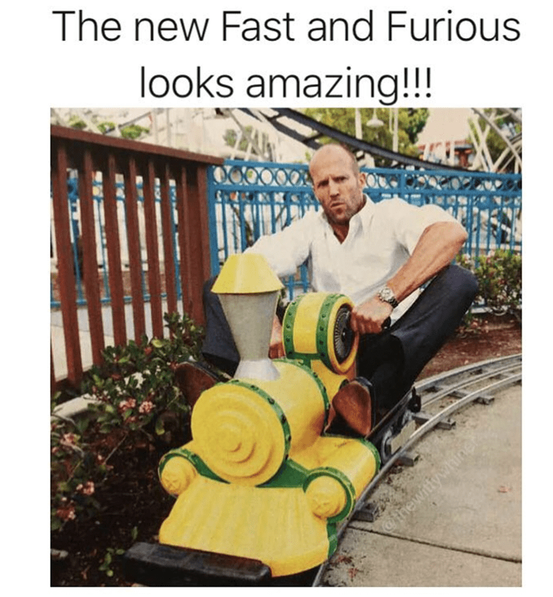Drum - The new Fast and Furious looks amazing!! affnewitywhine