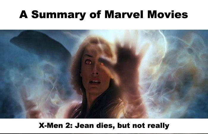 Photo of Jean from X-Men II