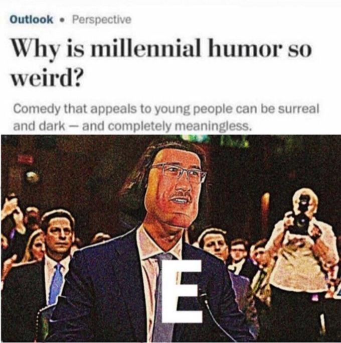 millennial humor meme with picture of Lord Farquaad Markiplier E