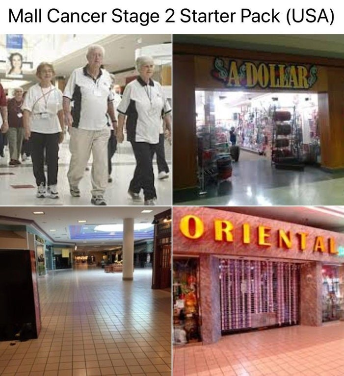 starter pack for mall cancer stage 2 (USA)