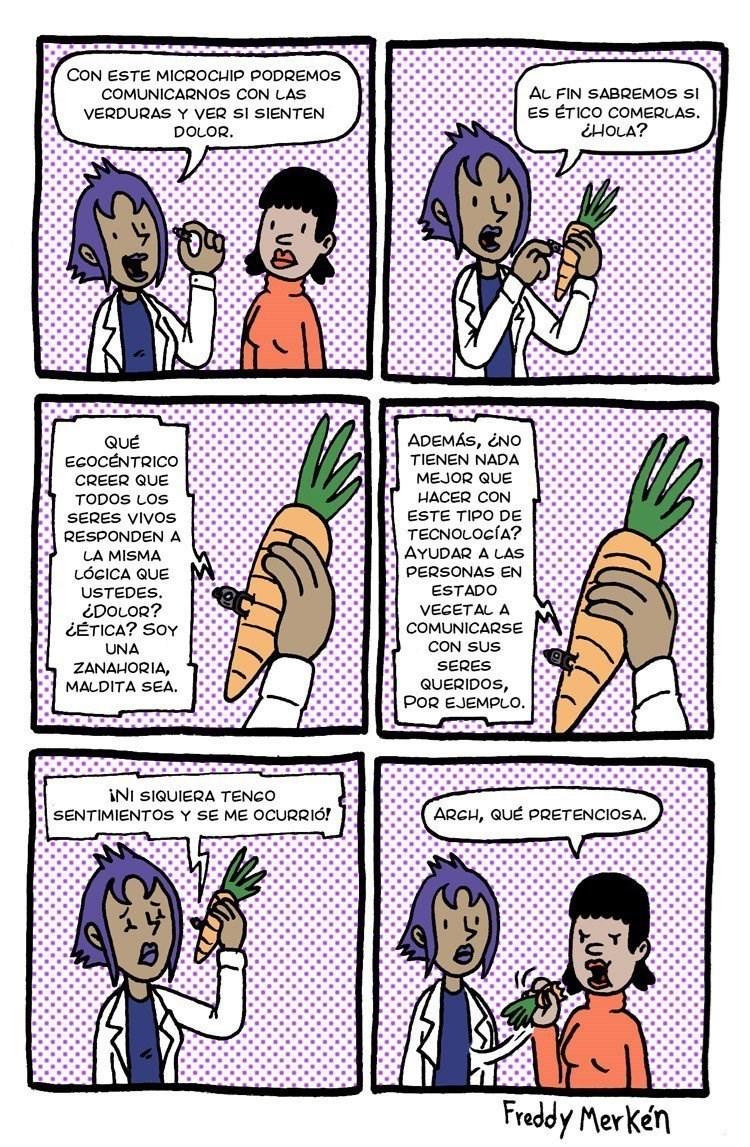 cintificos inventan un interprete de vegetales