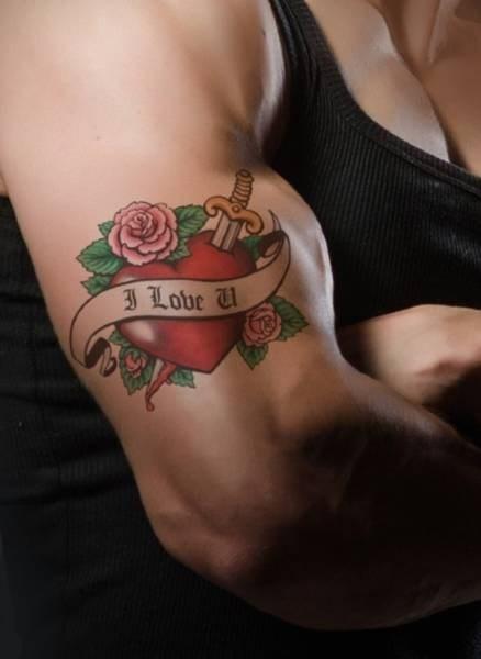 Tattoo - 3 Lobe