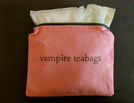 meme - Pink - vampire teabags