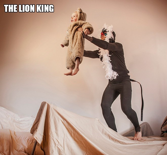 Fashion - THE LION KING