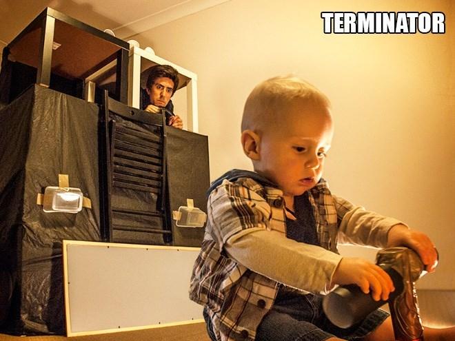 Child - TERMINATOR