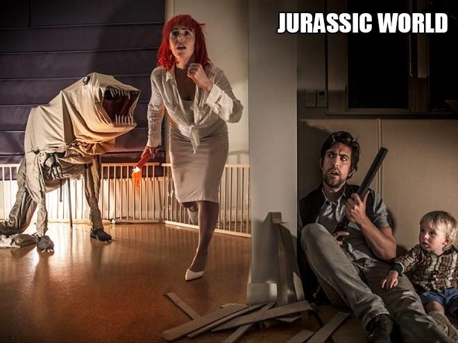 Acting - JURASSIC WORLD