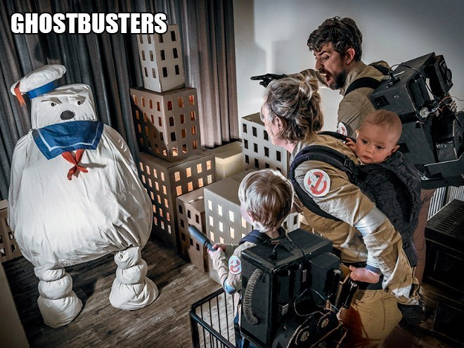 Games - GHOSTBUSTERS