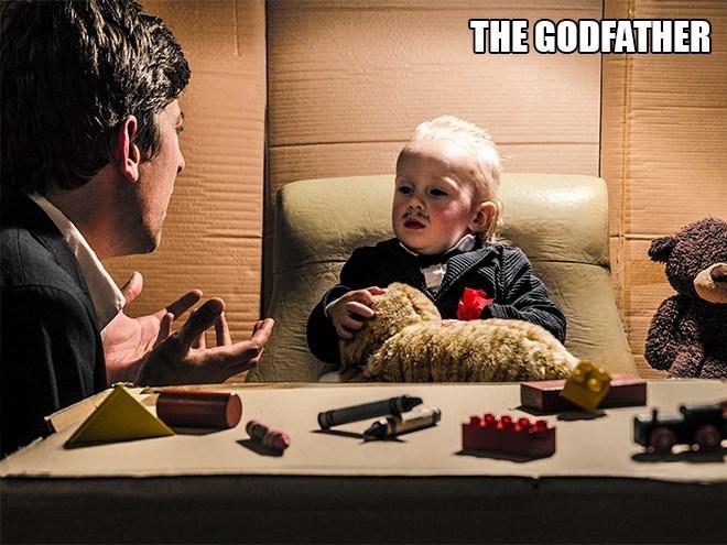 Organ - THE GODFATHER
