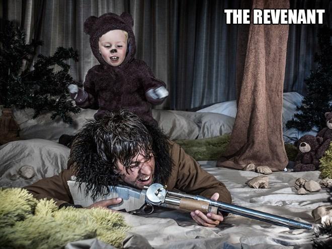 Fiction - THE REVENANT