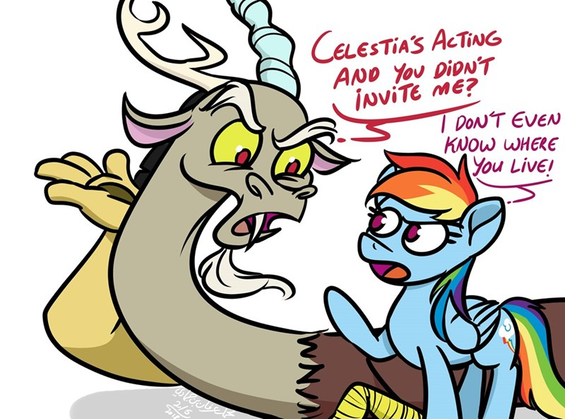 horse play discord poecillia-gracilis19 rainbow dash - 9158459136