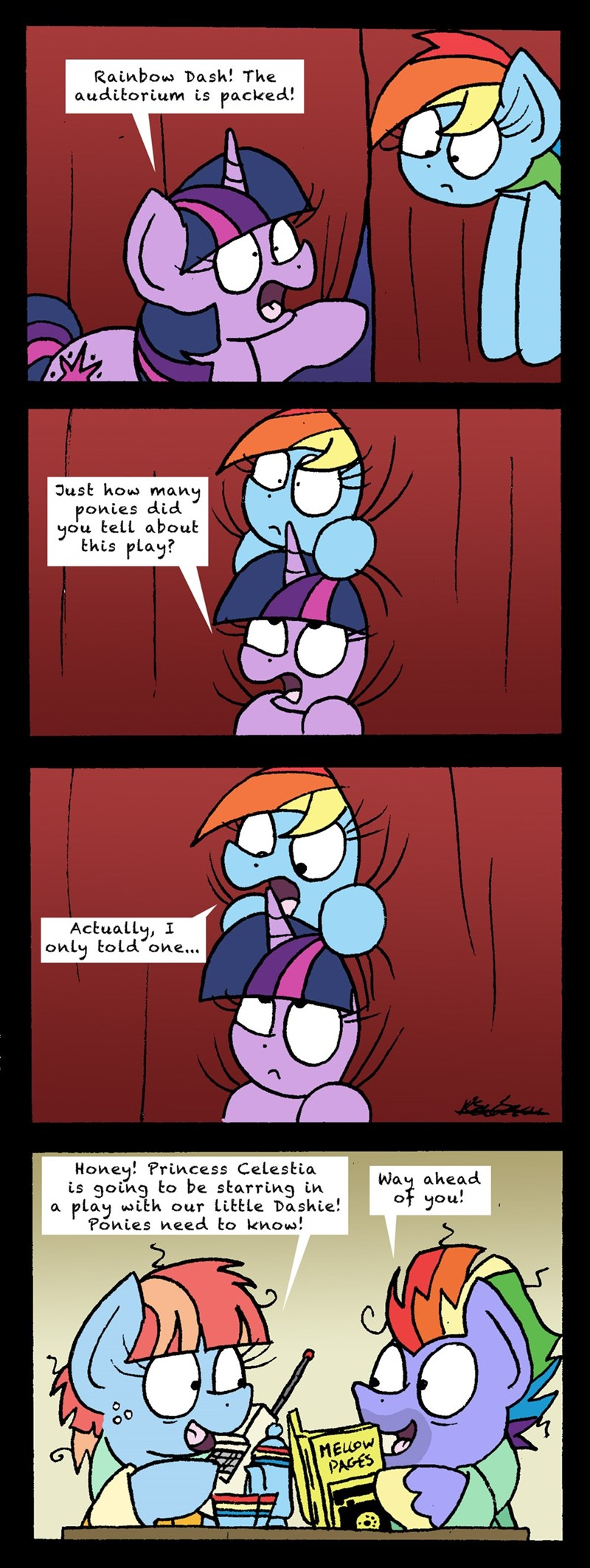 horse play bow hothoof bob the dalek twilight sparkle windy whistles comic rainbow dash - 9158460416
