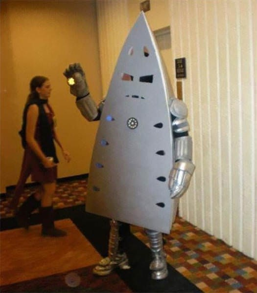 funny cosplay pun - Space