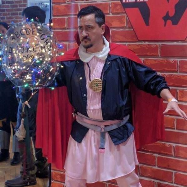 funny cosplay pun - Costume - tBCDE GA