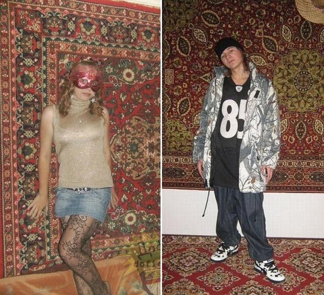 Clothing - 8 % OD doric