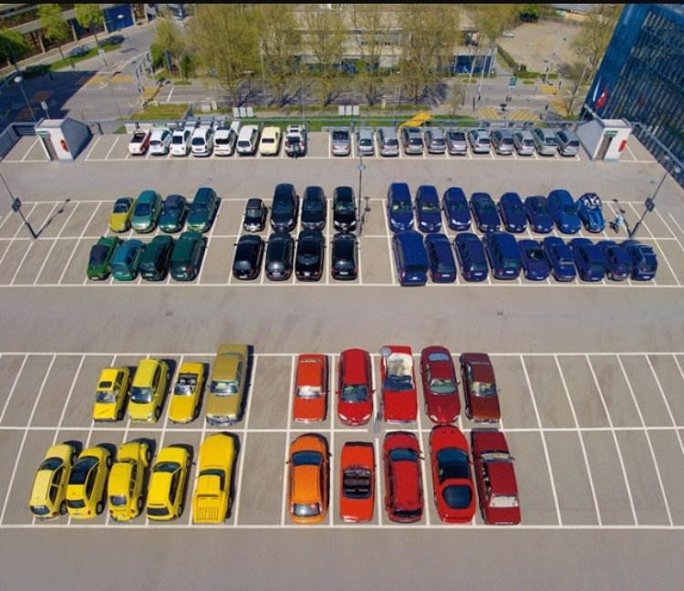 Parking lot - ELELOLLLLEV