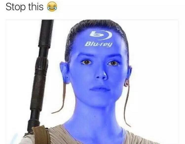 Face - Stop this Blu-rey
