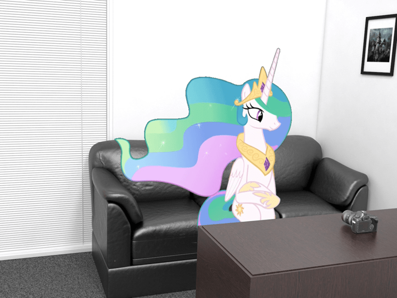 horse play casting couch princess celestia you should be ashamed of yourself if you get this - 9159721472