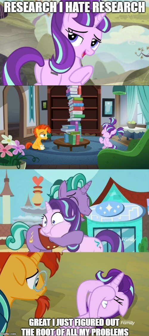 the cutie re-mark firelight the parent map sunburst starlight glimmer screencap the cutie map comic - 9160070144