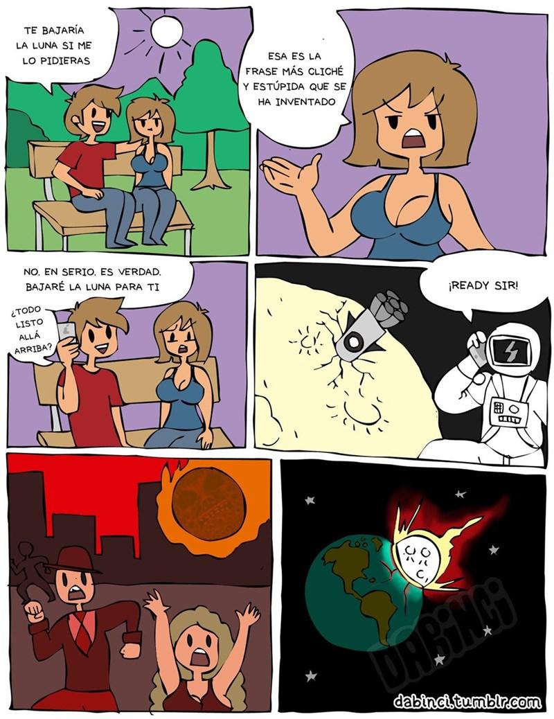 cuando un chico te promete la luna y cumple