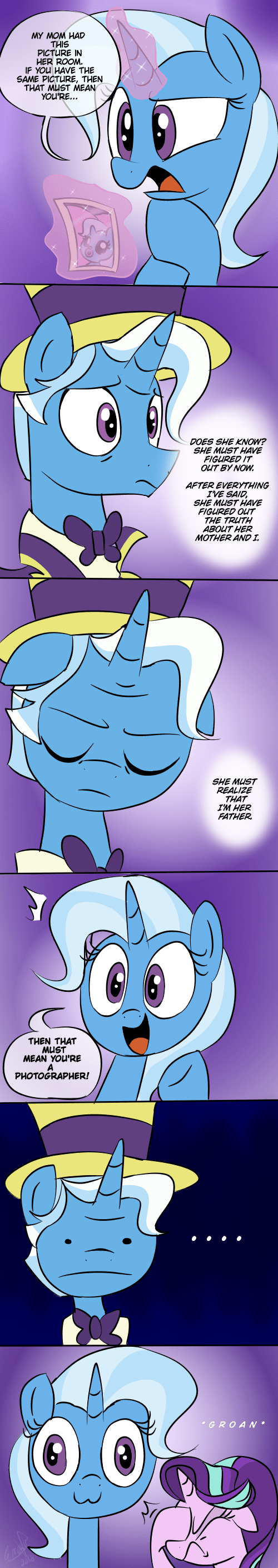 the great and powerful trixie emositecc starlight glimmer comic jack pot - 9160603136