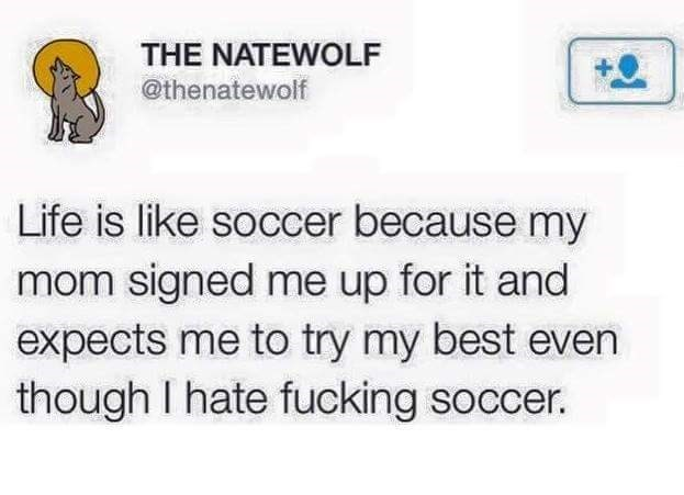 life is hard tweets about life i didn't ask for this sad but true mic drop jaw drop soccer funny tweets - 9161134592
