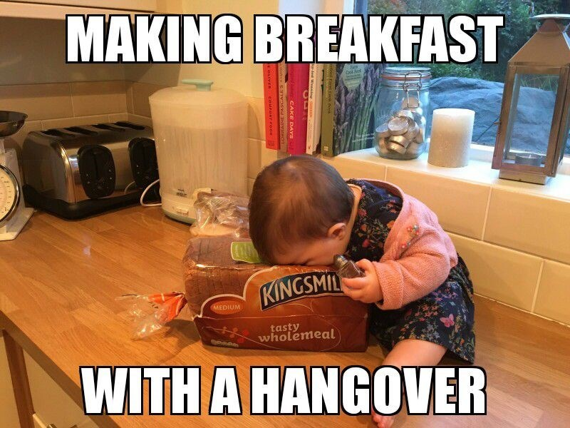 Junk food - MAKING BREAKFAST KINGSMIL MEDIUM tasty wholemeal WITH A HANGOVER h-led Weanng CAKE e DAYS OLIVER courowrroon