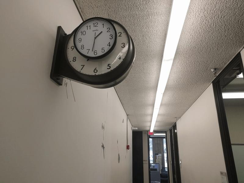 Clock - 1 12 1 8 7 8 5 6 7