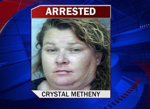Chin - ARRESTED CRYSTAL METHENY