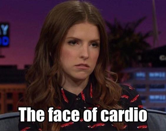Hair - Y The face of cardio