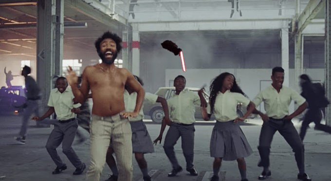 childish gambino this is america - Snapshot