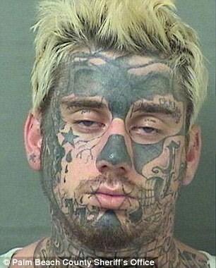 mugshots - Face - Palm Beach County Sheriff's Office