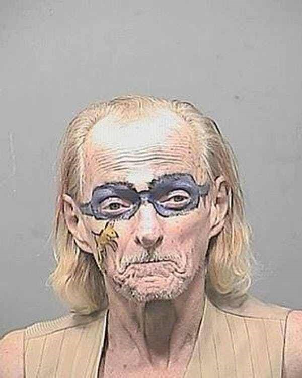 mugshots - Face