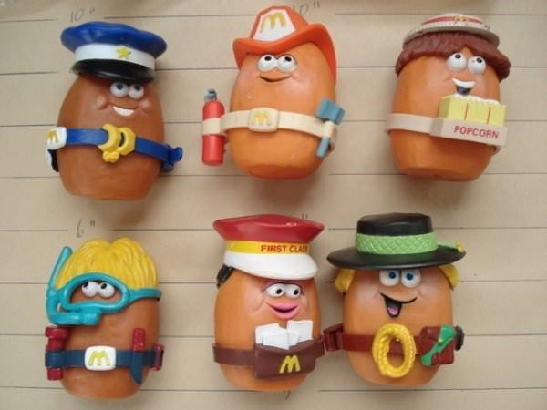 nostalgic - Toy - O POPCORN FIRST CLA