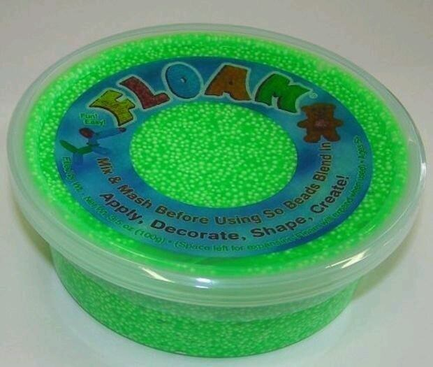 nostalgic - Green - AM Funt Easy! BMir&Mash m torta ss or (1000)-(Spacafe for p Apply, Decorate, Shape, Create! Mix &Mash Before Using So Beads Blend in