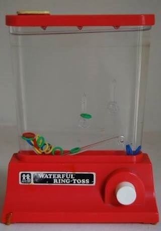 nostalgic - Product - EWATERFUL RING TOSS