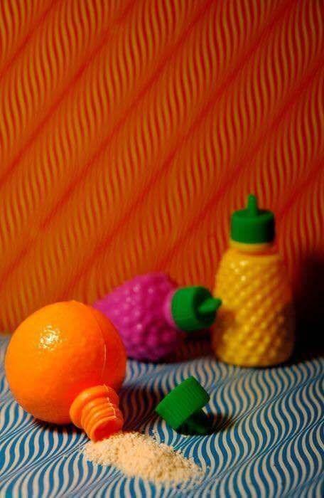 nostalgic - Orange