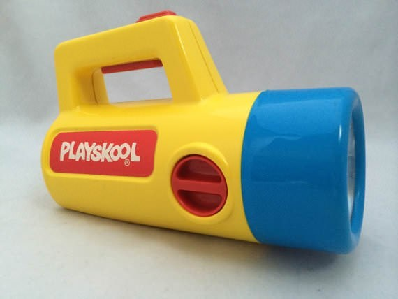 nostalgic - Yellow - PLAYSKOOL