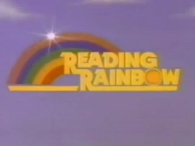 nostalgic - Violet - READING RAINBOW
