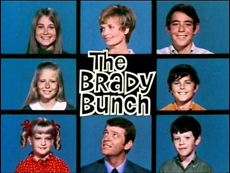 nostalgic - Face - The BRADY Bunch
