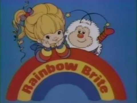 nostalgic - Animated cartoon - Brite Rainboiw