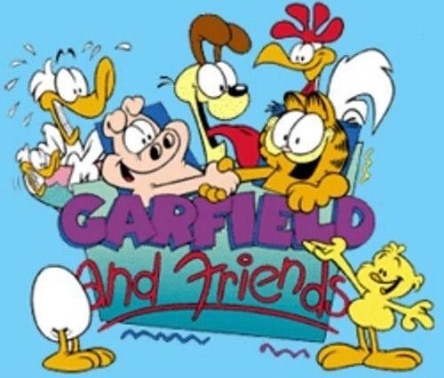 nostalgic - Cartoon - T CARFIE And nie