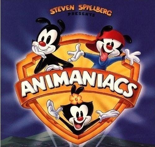 nostalgic - Animated cartoon - STEVEN SPIELBERG PRESENTS ANIMANIACS
