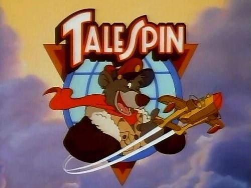 nostalgic - Animated cartoon - ALESPIN