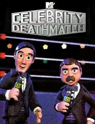 nostalgic - Cartoon - CELEBRITY DEATHMATEH CO